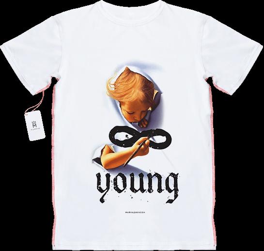 МАЙКАДЖЕКСОН - Forever Young (ребенок внутри)